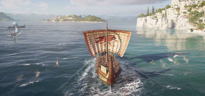 Корабельные песни из Assassin's Creed Odyssey оказались древнегреческими поэмами