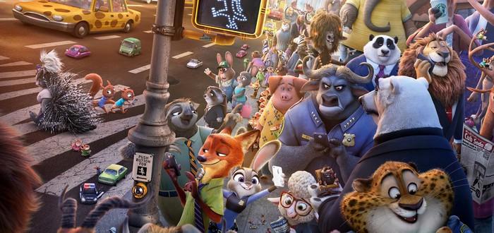 """Disney планирует снять ещё две части """"Зверополиса"""""""