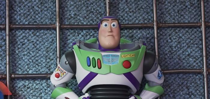"""Базз Лайтер и новые герои в свежем тизере """"Истории игрушек 4"""""""