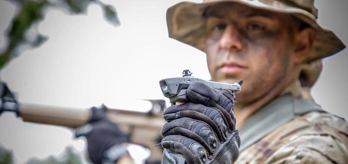 Американская армия начала оснащать солдат карманными дронами-разведчиками