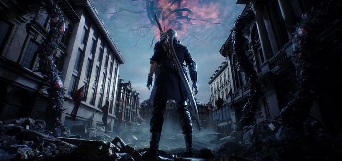 Масса нового геймплея Devil May Cry 5, вышла вторая демоверсия
