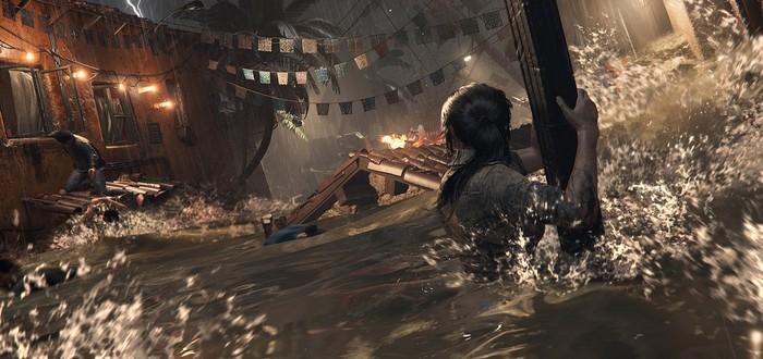 Shadow of the Tomb Raider в  февральской подборке Xbox Game Pass
