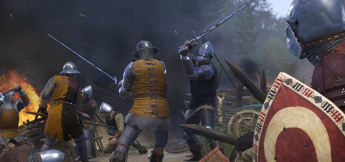 Warhorse выпустила документальный фильм о сражениях на мечах