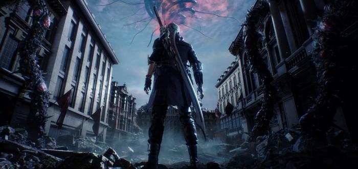 Capcom перекроила таймлайн вселенной Devil May Cry