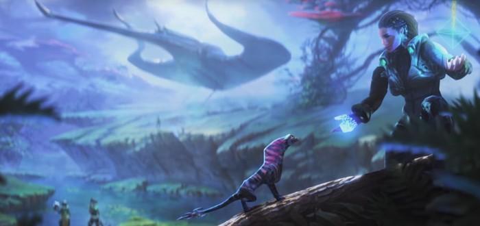 Новый трейлер Age of Wonders: Planetfall посвятили Амазонкам