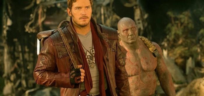 """Крис Пратт: """"Стражи Галактики 3"""" снимут по сценарию Джеймса Ганна"""