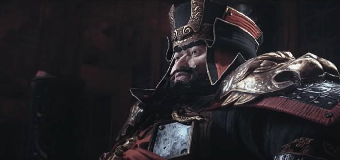Дyн Чжo в новом трейлере Total War: Three Kingdoms