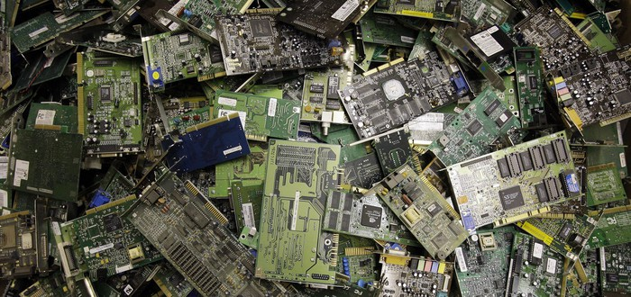 В Токио успешно продвигается производство Олимпийских медалей из электроники