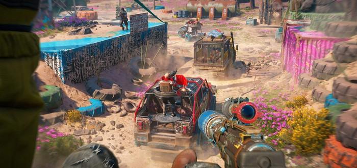 11 минут геймплея Far Cry New Dawn