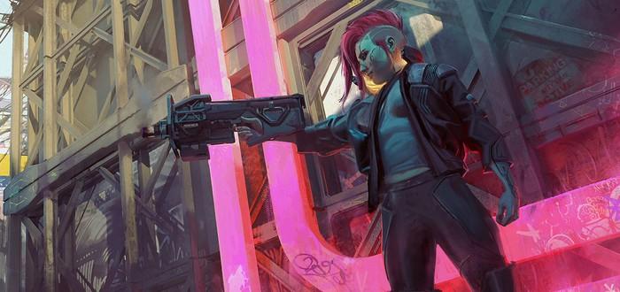 CD Projekt: Cyberpunk 2077 не будет эксклюзивом Epic Store