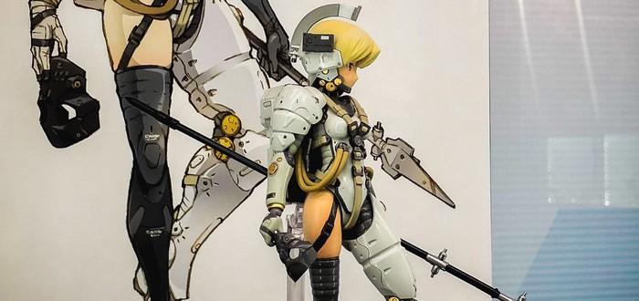 Kojima Productions показала свой талисман в стиле аниме-фигурки