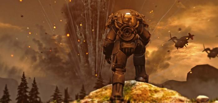 Немецкий ритейлер раздает Fallout 76 при покупке жесткого диска