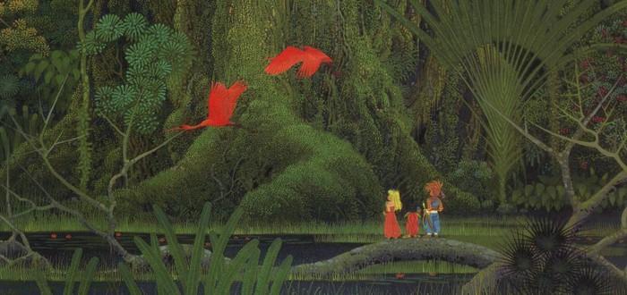 Square Enix зарегистрировала торговые марки Final Fantasy Adventure и Secret of Mana
