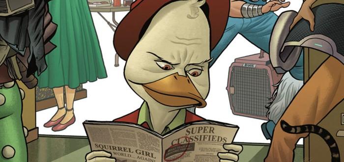 Marvel и Hulu выпустят пять мультсериалов — один из них о Говарде Утке