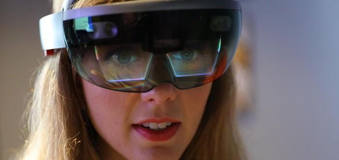 Создатель HoloLens тизерит скорый анонс второй версии устройства
