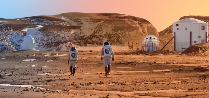 Илон Маск: Полеты на Марс будут стоить менее 100 тысяч долларов