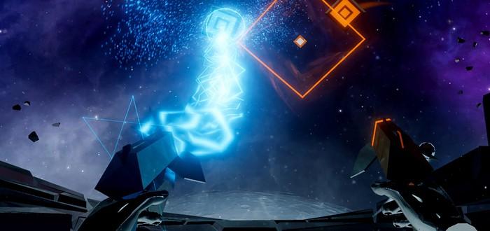 Разработчики Guitar Hero анонсировали Audica — игру в стиле Beat Saber