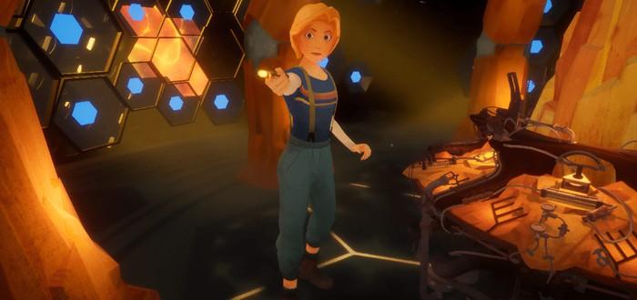 """BBC выпустит специальный эпизод """"Доктора Кто"""" для VR"""