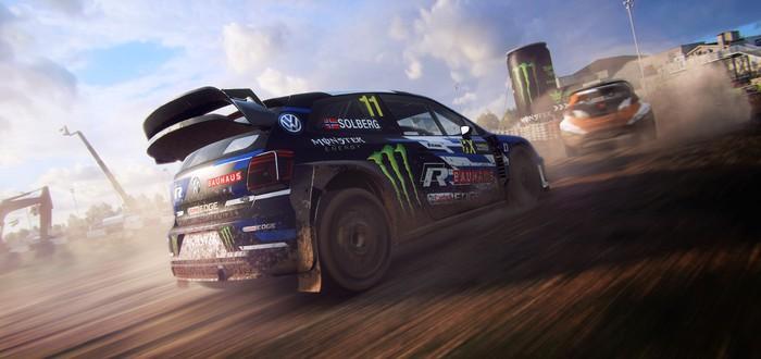 Оценки DiRT Rally 2.0 — снова качественный хардкор