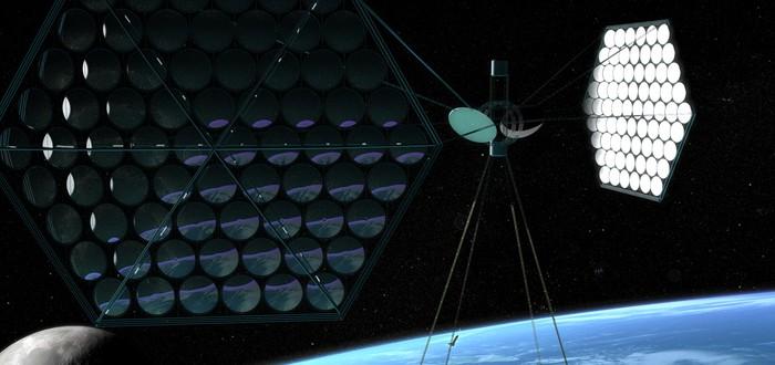 Китай хочет разместить солнечные панели в космосе к 2025 году