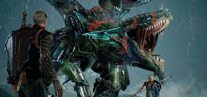 Слух: Platinum Games выпустит Scalebound на Nintendo Switch