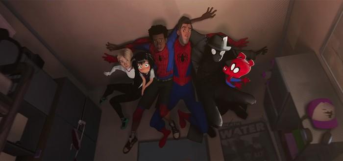 """В Blu-ray версии """"Человека-паука: Через вселенные"""" будет бонус со Свином-пауком"""