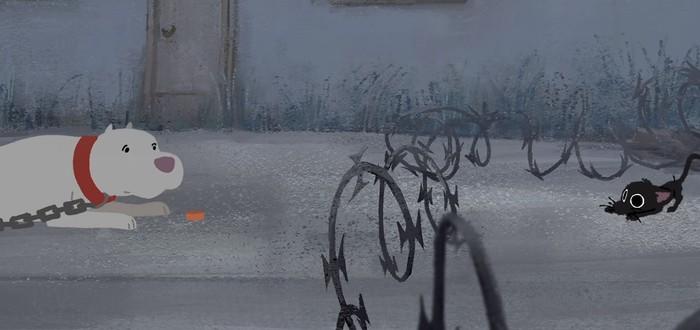 Новая короткометражка Pixar посвящена дружбе животных