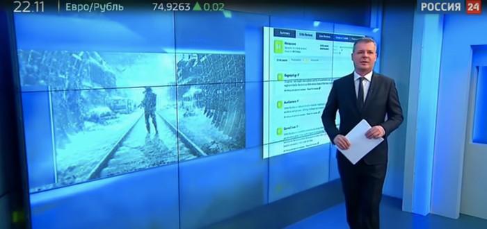 """""""Россия-24"""": Разработчики Metro Exodus увлеклись собственными майданными реалиями"""