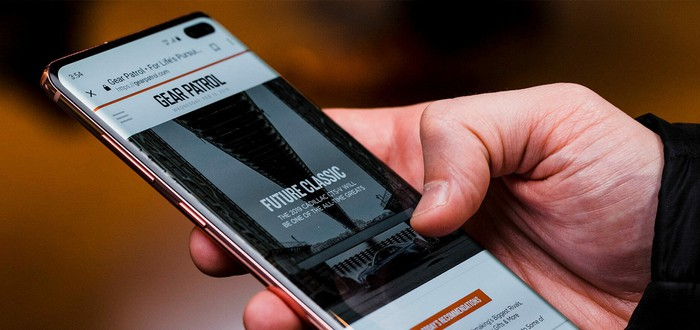Samsung показала смартфоны Galaxy S10e, S10 и S10+
