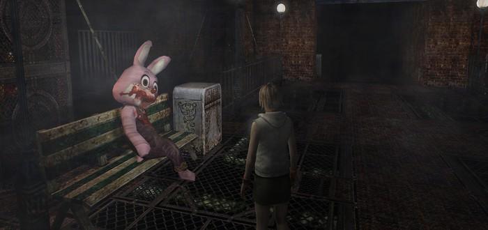 Konami хотела сделать из Silent Hill 3 рельсовый аркадный шутер