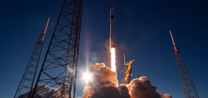 SpaceX запустила первый частный аппарат на Луну