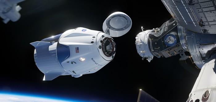 SpaceX получила разрешение на беспилотный тест капсулы Crew Dragon