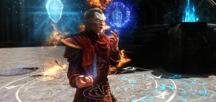 Этот мод Skyrim полностью меняет систему магии