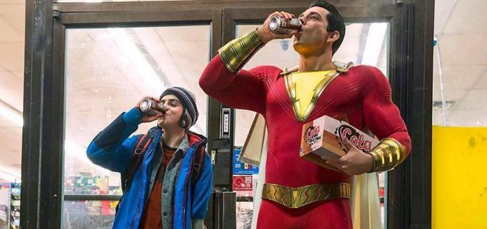 """Закари Ливай просит фанатов не сталкивать фильмы """"Шазам"""" и """"Капитан Марвел"""" лбами"""