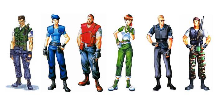 Как мог бы выглядеть ситком Resident Evil