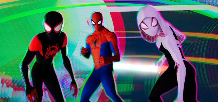 """""""Человек-паук: Через вселенные"""" оказался связан с видеоигрой"""