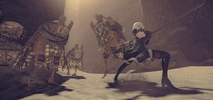 Издание Game of the YoRHa для NieR: Automata получило релизный трейлер