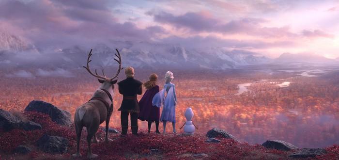 """В """"Холодном сердце 2"""" Эльза и Анна узнают правду о своих родителях"""