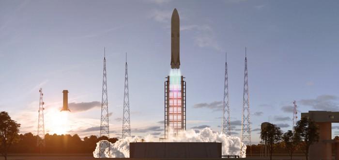 Дизайн многоразовой европейской ракеты похож на SpaceX