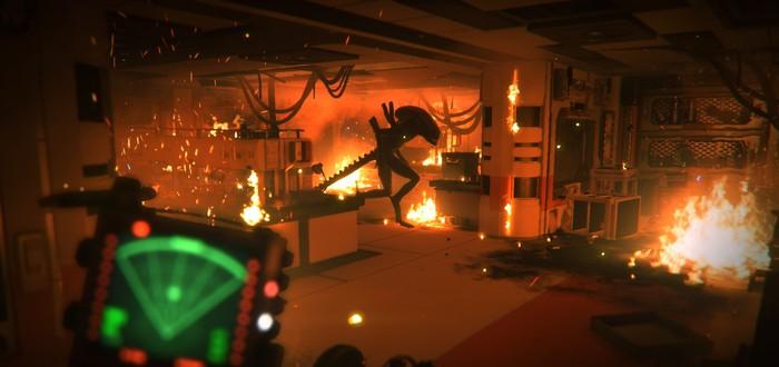 Fox анонсировала мини-сериал из кат-сцен Alien: Isolation