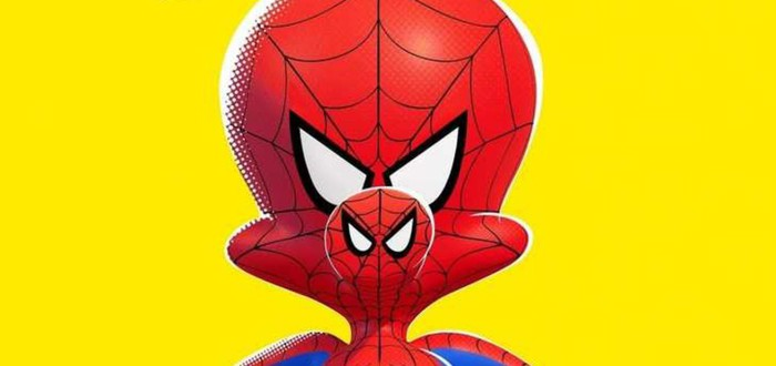 """Свин-паук на блюде — удаленная сцена из """"Человека-паука: Через вселенные"""""""