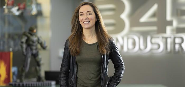 Босс Halo хочет больше женщин в игровой индустрии