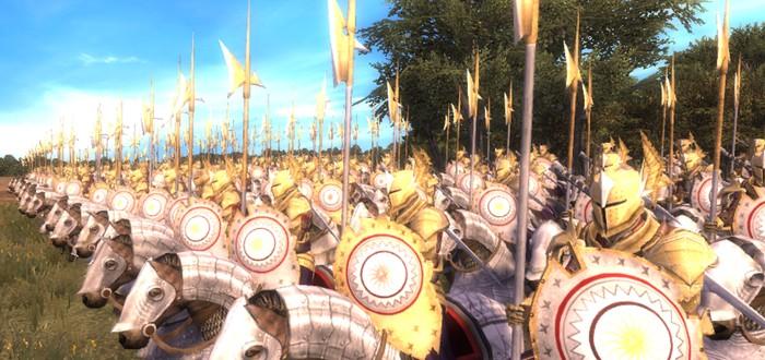 Этот мод превратит Medieval 2 в мир Dragon Age