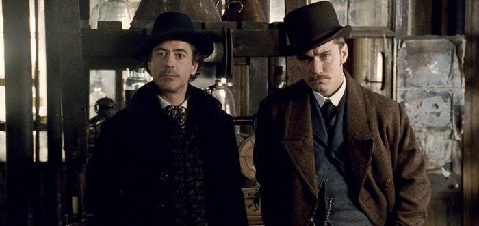 """Warner Bros. перенесла премьеру триквела """"Шерлока Холмса"""" на год"""