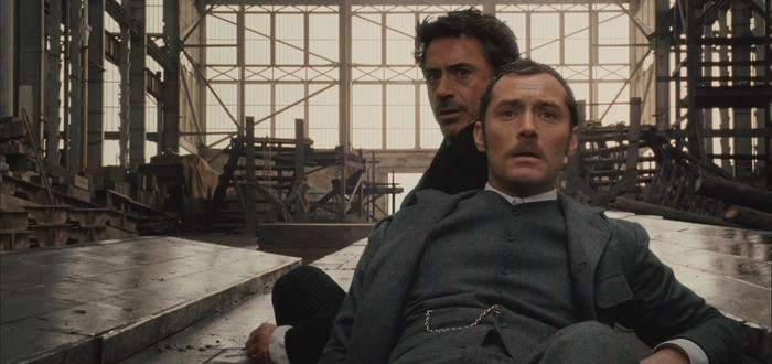 "Триквел ""Шерлока Холмса"" с Дауни младшим перенесен на 2021 год"