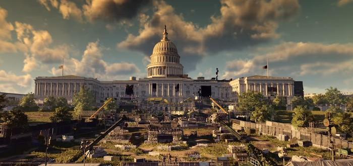 Ubisoft уже выпустила релизный трейлер The Division 2