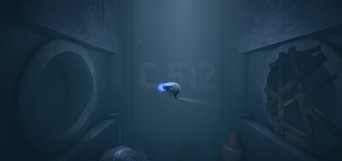 В Steam вышла киберпанк-головломка 7th Sector