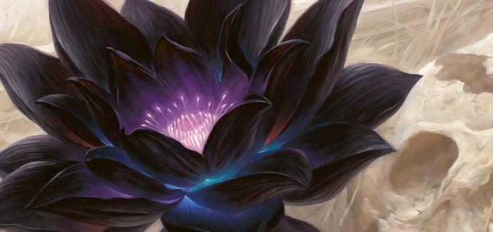 """Карту """"Черный Лотос"""" из Magic: The Gathering продали за 166 тысяч долларов"""