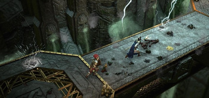Закрытый бета-тест Warhammer: Chaosbane начнется завтра
