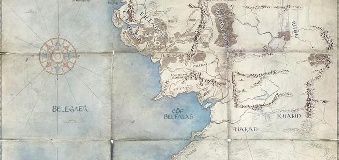 Amazon раскрыл временную эпоху сериала по произведениям Толкина